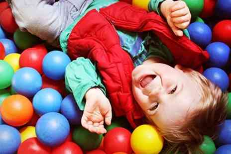 Kidzplay Boroughbridge - Four Weeks Access For Two Children - Save 60%