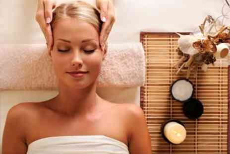 Bootylicious Nail - Back, Neck and Shoulder Massage and Facial - Save 52%