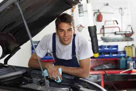 Auto Safety Centre Widnes - MOT and Winter Check Plus Car Service - Save 62%