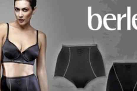 Berlei - Silhouette Tummy Control Briefs - Save 54%