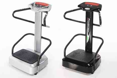 Hillman - Vibration Plate With Free Delivery - Save 58%