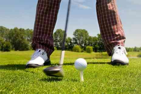 Paul Roberts Golf Centre - PGA Pro Lessons With Swing Analysis - Save 65%