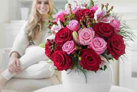 Debenhams Flowers - Debenhams Flowers Bouquets With Personalised Message - Save 40%