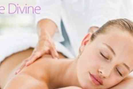 Pure Divine - Full Body Massage Plus Express Facial - Save 67%