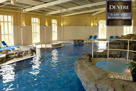 De Vere Slaley Hall - De Vere Luxury Spa Experience for One - Save 71%