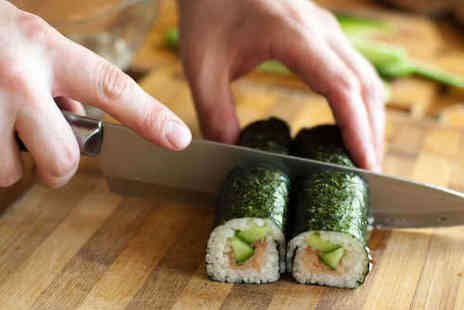 Suzu - Two Hour Sushi Making Workshop for One Person - Save 52%