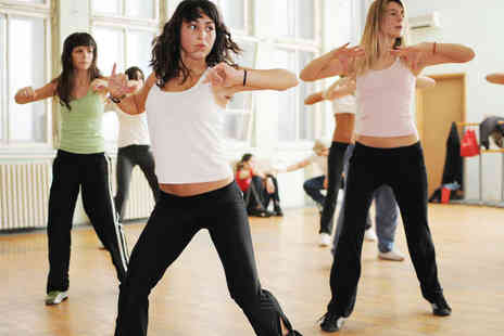 Zumba Fitness London - Ten Zumba Classes - Save 88%