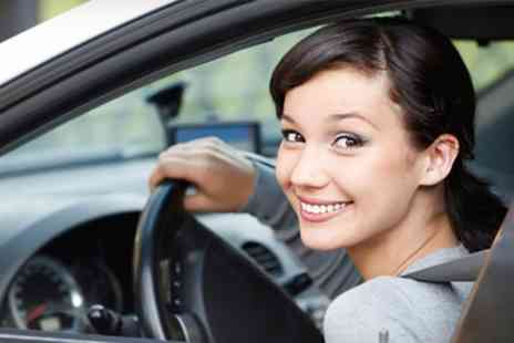 Driving Centre UK - Four Driving Lessons - Save 80%