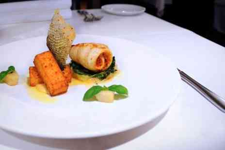 Montmartre Restaurant Francais - Two Courses from Autumn Set - Save 52%