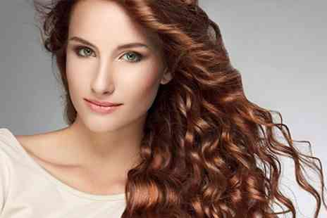 Sparkle Salon - Restyle Blow Dry and Conditioning Treatment - Save 60%