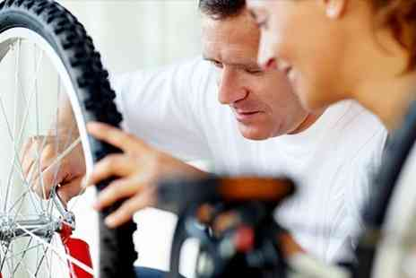Greenwich - Bicycle Service - Save 60%