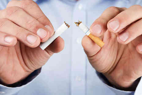 The Edinburgh Psychotherapy  - Smoking Cessation Hypnotherapy Session - Save 70%
