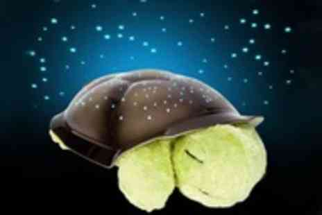 UKCJS - Colour changing turtle night light - Save 66%