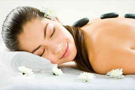 Relax & Beauty - Hot Stone Full Body Massage - Save 67%