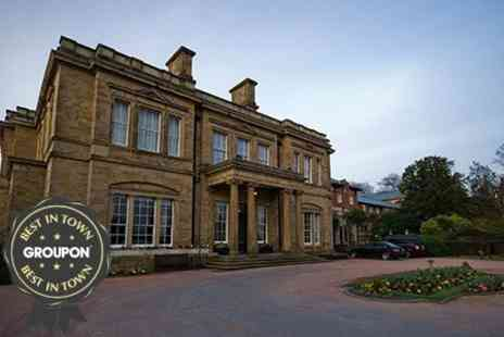 Oulton Hall Golf -  Two 30 Minute Spa Day With Treatments  - Save 50%
