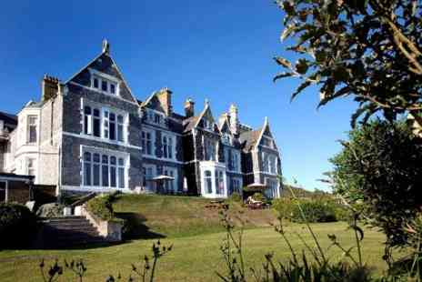 Whitsand Bay Hotel - 2 or 3 Nights For Two With Breakfast and Spa Access - Save 63%