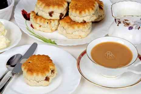 Seasons Tearooms - Afternoon Tea For Two or Four - Save 50%