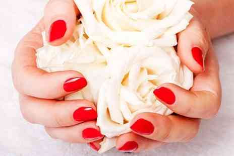 SAVVi Hair Design - Shellac Manicure - Save 45%