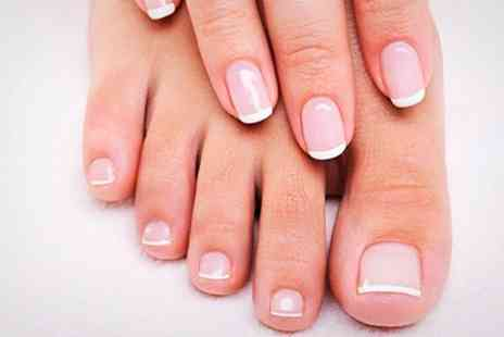 LMG Hair and Beauty - Three IPL Fungal Nail Treatments For Up to Five Nails - Save 80%