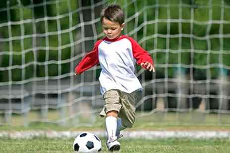 TetraBrazil Soccer Schools - Childrens Football Four Week Courses - Save 60%