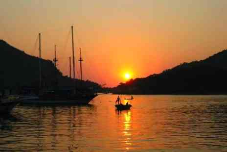 Sun N Sea Holidays - In Turkey 7 Night Full Board Bodrum or Marmaris Cruise For Two - Save 20%