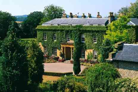 Bishopstrow House Hotel - In Wiltshire One Night For Two With Spa Access - Save 56%