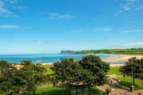 Marine Hotel - In County Antrim Two Nights For Two With Breakfast - Save 48%