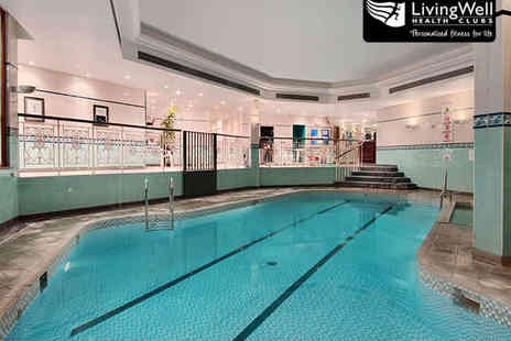 Hilton Southampton Hotel - Ten Gym Passes for One People - Save 81%