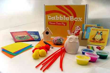 vDabble - A Fabulous Activity Kit for Halloween & Half Term - Save 42%