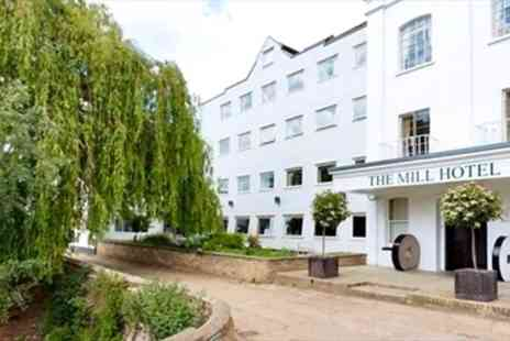 The Legacy Mill Hotel -  Overnight break Escape including Dinner - Save 48%