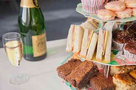 Chocolate Theatre Cafe - Afternoon Tea and Sparkling Wine - Save 50%