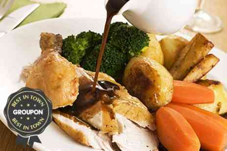 Lyndhurst Park Hotel - Three Course Sunday Lunch For Two - Save 53%