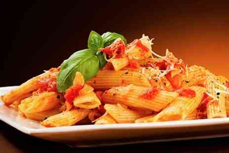 The Brasserie Italiano - Two Course Meal For Two or Four - Save 56%