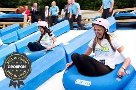 Super Tubing - 10 Rides For Two or Four  - Save 50%