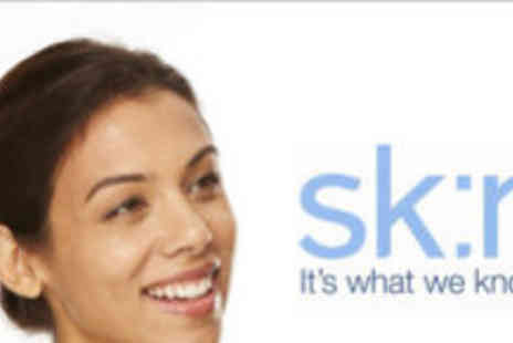 sk:n - Glycolic facial peel - Save 72%