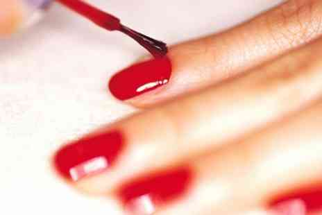 Spa Inc - Shellac Colour For Hands or Feet or Both - Save 50%