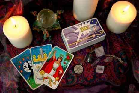 The Magic Box - Tarot or Angel Card Reading - Save 60%