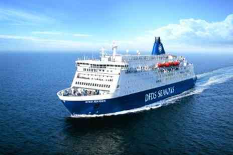 DFDS Seaways - 2 Night Mini Cruise For Two With Credit Voucher - Save 51%