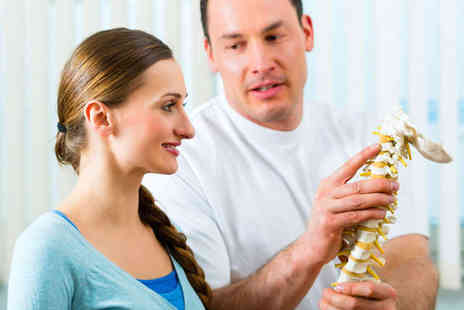 Kingston Health & Wellness Centre - Chiropractic Consultation and One Treatment  - Save 86%