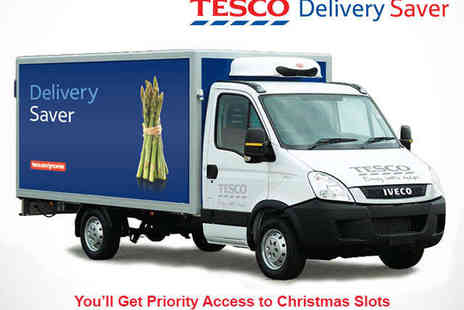 tesco.com - Six-Month Anytime For First Time Subscribers with Priority Access to Christmas - Save 50%