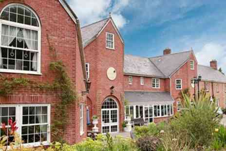 The Fox and Hounds Country Hotel - Two Night Devon Coaching Inn Stay with Dinner - Save 60%