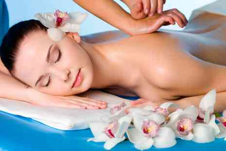 Elements Day Spa - Full body massage and salt therapy session - Save 65%