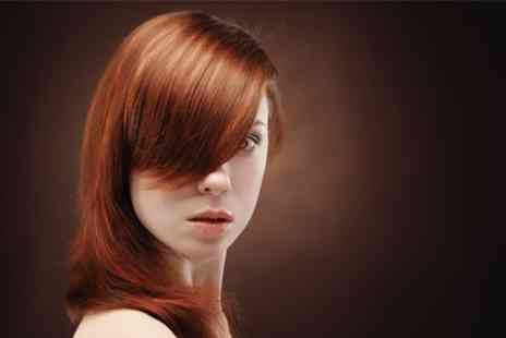 Hairtalk - Cut and Blow Dry Plus Highlights or Colour - Save 47%