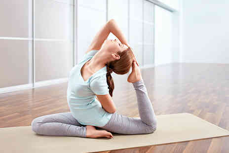 Yogasphere - Five yoga classes - Save 73%