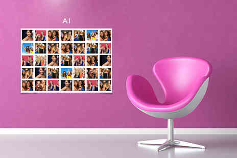 Able service Supplies - A1 portrait or landscape Facebook picture poster - Save 60%
