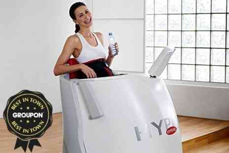 Hypoxi Fulham - Six HYPOXI Therapy Sessions - Save 60%