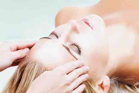 Neo Beauty Salon - Luxury Facial With Scalp Massage Eye Treatment and Heated Foot Massage - Save 64%