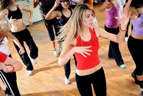 Fun Classes - Ten Zumba Sessions - Save 60%