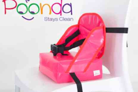 Poonda - Baby Booster Chair Available In 6 Different Colours - Save 51%