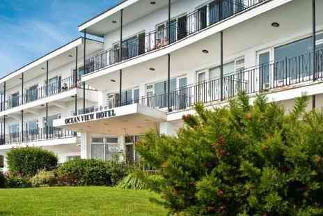 The Ocean View Hotel - Two night escape for two - Save 34%